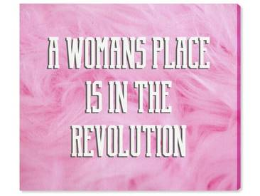 Leinwandbild In The Revolution