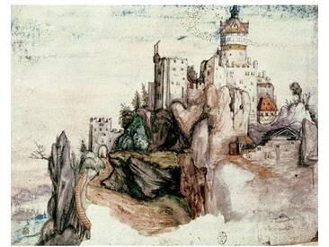 Leinwandbild Burgruine Arco von Albrecht Dürer