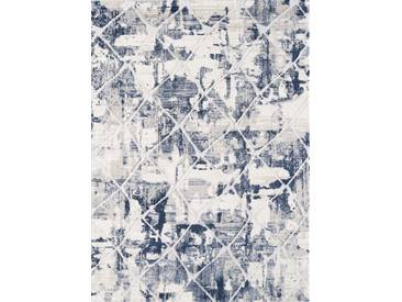 Flachgewebe-Teppich Greenville aus Schaffell in Creme