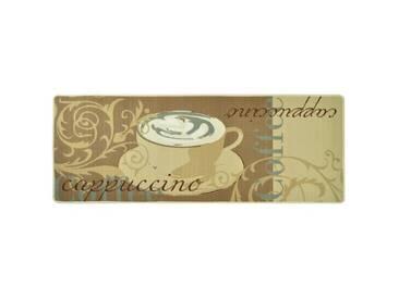 Teppich Cappuccino in Beige/Braun