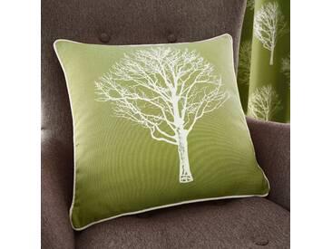 Mayall Trees Baumwollkissen aus Baumwolle Coleg
