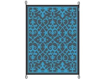 Außenteppich Merrin in Blau