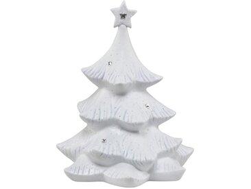 Figur Funkelndes Bäumchen Winterengelchen mit Swarovski Steinen