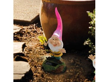 LED-Dekoleuchte Gartenzwerg Figur Nielsen