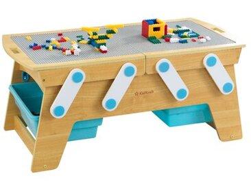 Kinder Spieltisch Building Bricks Play N Store