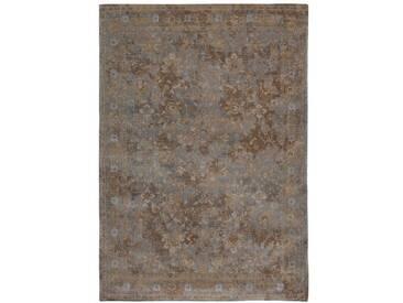 Teppich Fading World in Grau und Beige