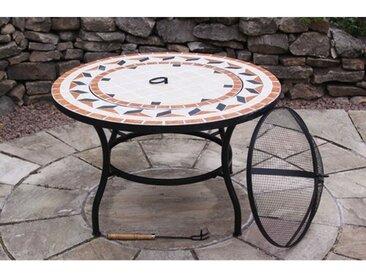 Feuerstelle mit Tisch Calenta