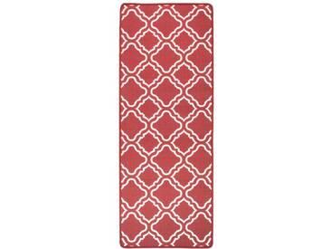 Teppich Ornament in Rot