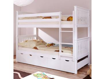 Etagenbett Lukas Light : Etagenbett spielbett lukas light buche massiv real