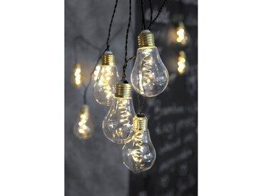 Glühbirnen-Lichterkette Amalia