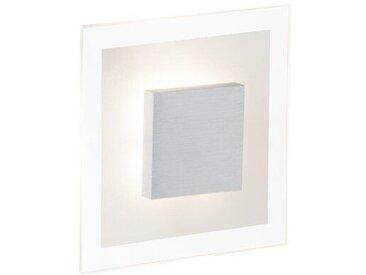 LED-Bündige Wandleuchte 1-flammig Halton