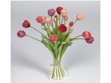 Kunstblume Blumenarrangement Tulpe