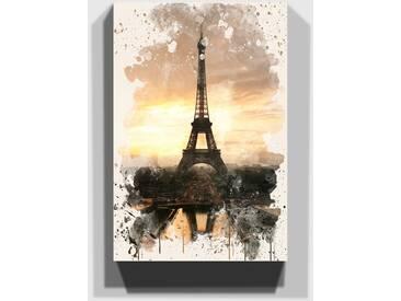 Leinwandbild Eiffelturm in Paris, Frankreich (2)