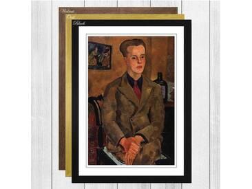 Gerahmter Kunstdruck Constant Lambert von Christopher Wood