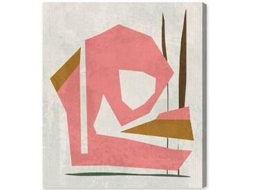 """Leinwandbild """"Yogui von Artana, Grafikdruck"""