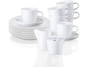 20-tlg. Frühstücksgeschirrset Cucina für 3 Personen