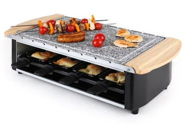Klarstein Raclette-Grill Chateaubriand 5051 aus Granit