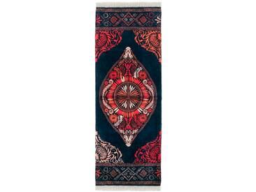 Hula Rot/Schwarz Teppiche