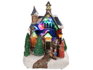 Beleuchtete Dekoration Weihnachtssänger