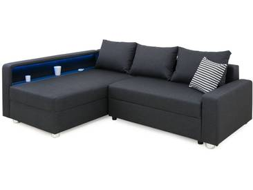 Ecksofa Enjoy mit Bettfunktion