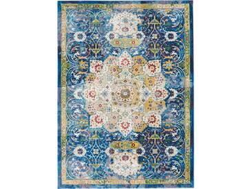 Teppich Ankara Global in Blau