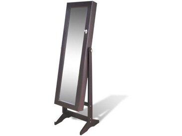 Schmuckschrank mit Spiegel