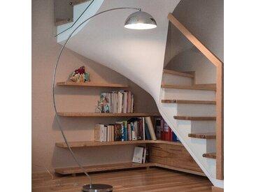 188 cm Bogenlampe Kama