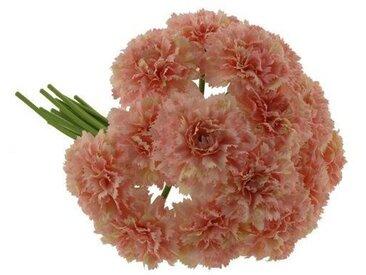 Kunstblume Nelke Blumengesteck