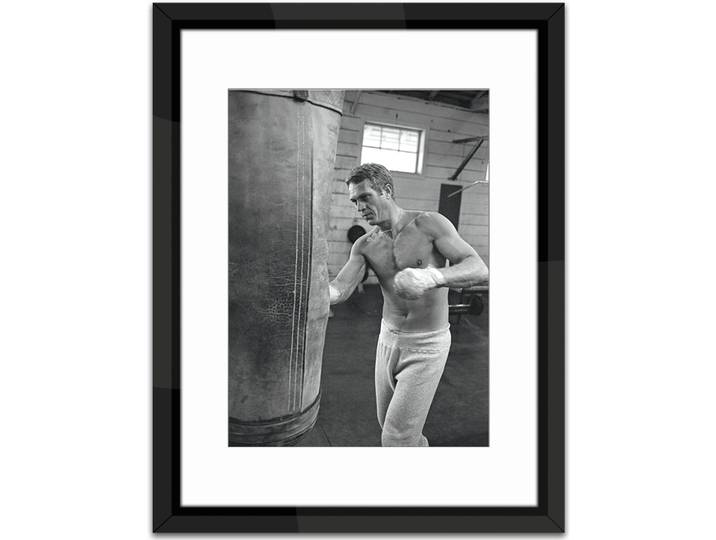 Steve Macaque Boxing Framed Photographic Print ...
