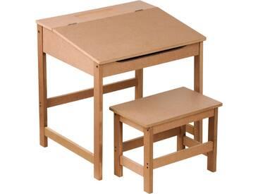 Schreibtisch- und Stuhl-Set