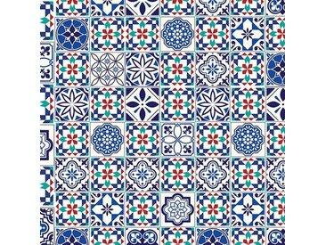 15 cm x 15 cm PVC Mosaikfliesen Selbstklebend Marrakech