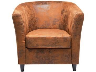 Lounge-Stuhl Africano Vintage Eco