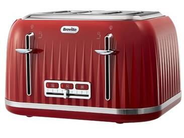 4-schichtiger Impressionen-Toaster