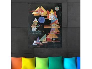 Holzbild Picchi in Arco von Wassily Kandinsky