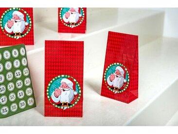 Adventskalender Santa Claus