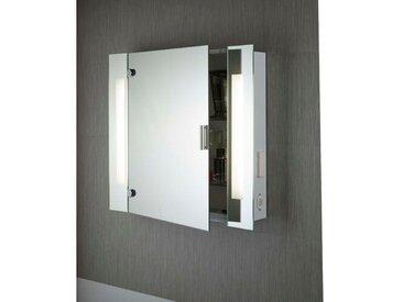 Spiegellampe 2-flammig Kaila