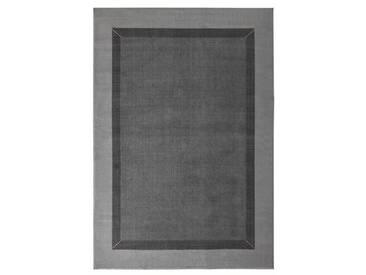 Teppich Basic in Grau