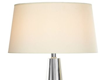 30 cm Lampenschirm Spivey aus Stoff