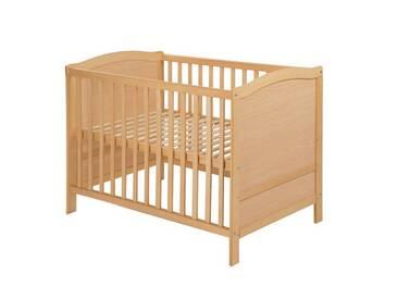 Umwandelbares Babybett