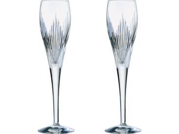 Champagnergläser-Set Shard aus Bleikristall