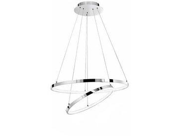 LED-Kronleuchter 2-flammig Whittaker