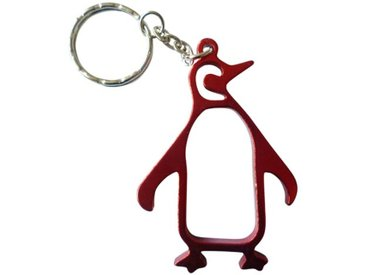 Flaschenöffner Pinguin