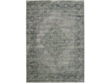 Teppich Joris in Hellblau