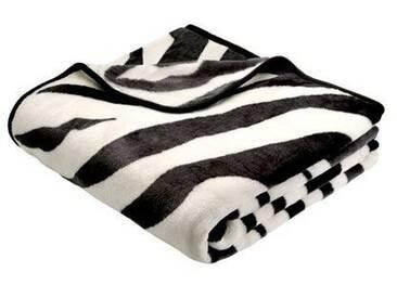 Kuscheldecke Simply Luxury Zebra