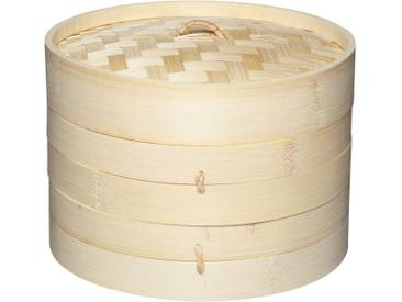Dampfgarer Pure Oriental 2-lagig mit Deckel