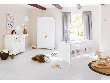 3-tlg. Babyzimmer-Set Florentina