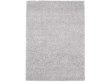 Shaggy-Teppich in Grau
