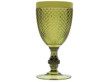 Weingläser-Set Diamond aus Kunststoff