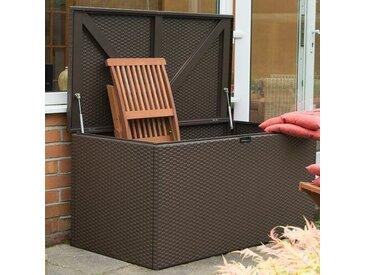 Gartenbox Edinburgh aus Metall
