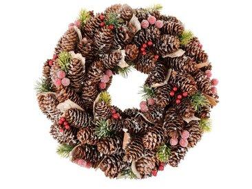Weihnachtskranz 36 cm Frosted Berries